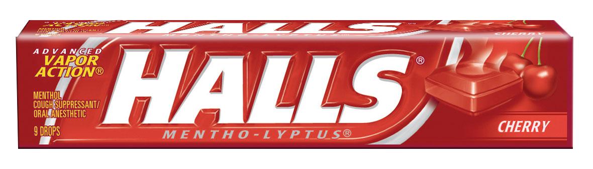 Halls Cough Drops. Halls Cough Drops Review