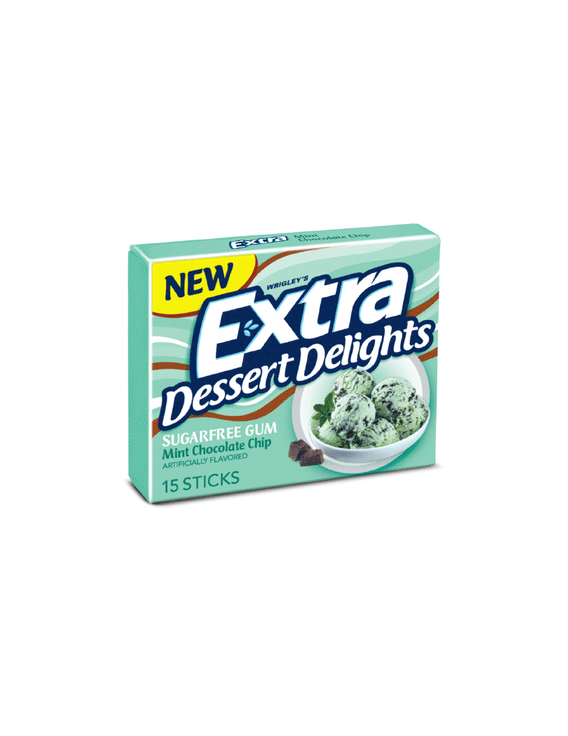 Extra Gum Dessert Delights