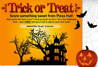 Pizza Hut Offers Reddit Users A Chance To Score Free Pizza ...   Halloween Pizza Hut Deals