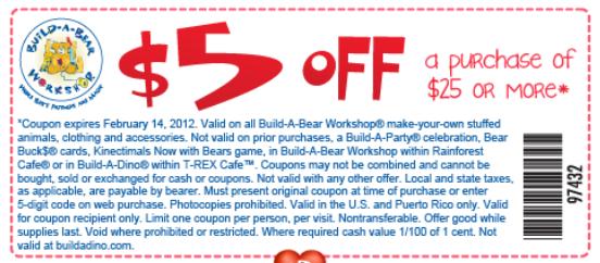 Bear world coupons 2018
