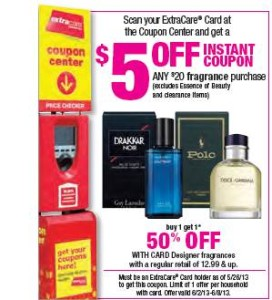 CVS fragrance