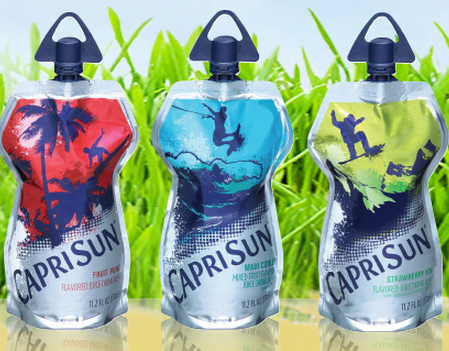 FREE Capri Sun Big Pouch from Safeway!