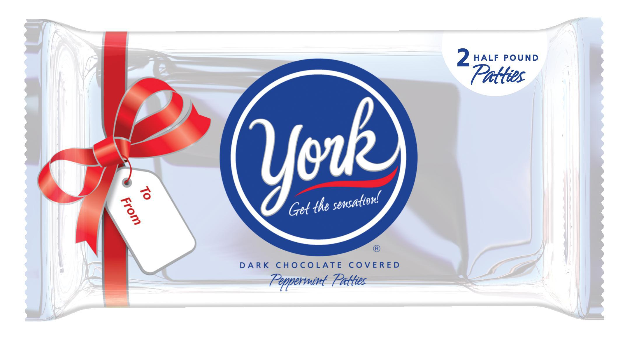 YORK Peppermint Patties 1lb