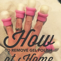Manicure Monday: How to Remove Gel Polish At Home