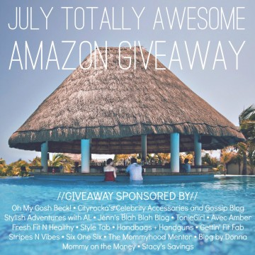 July Totally Awesome Giveaway