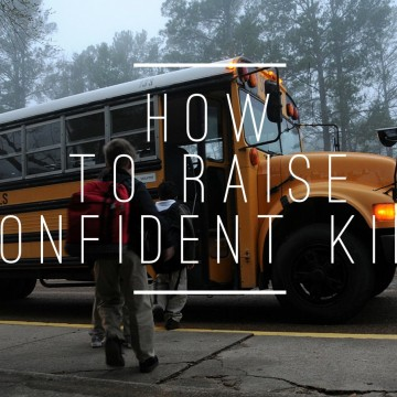 Shyness and School: How to Raise Confident Kids