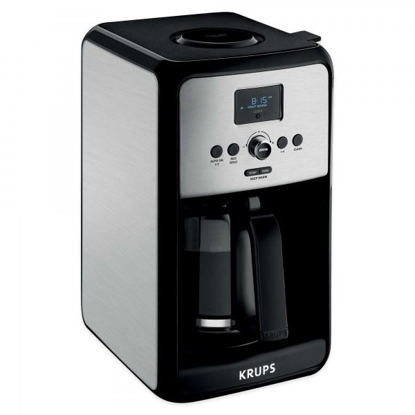 Krups Coffee Maker Reviews Ratings : Krups Savoy Coffee Machine Review & #Giveaway