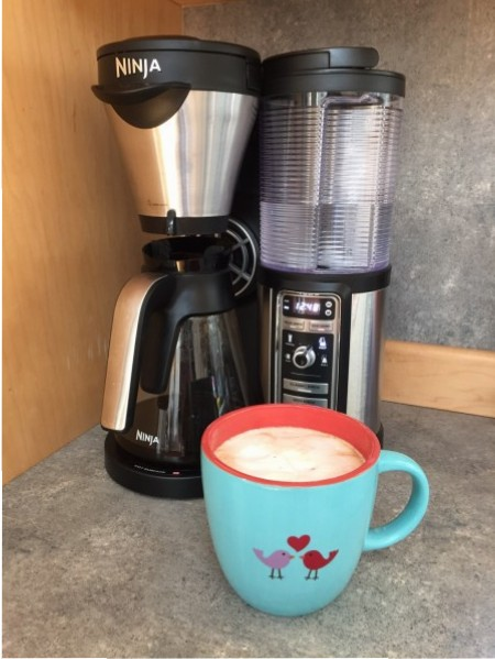 Is The Ninja Coffee Maker Good : Coffee Bar by Ninja Kitchen The Best Coffee Maker! #Giveaway - Mommies with Cents