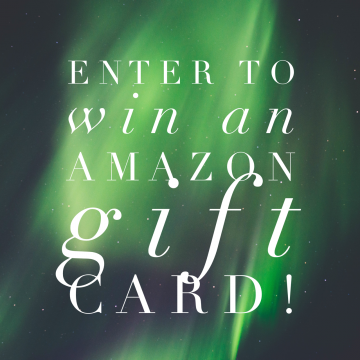 $300 Amazon Gift Card #Giveaway (Ends 8/17)