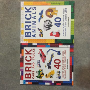 Brick Build Books Make Great Gifts for Lego Lovers #Giveaway #MWCGiftGuide2016