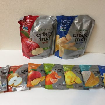 Crispy Fruit Review & #Giveaway