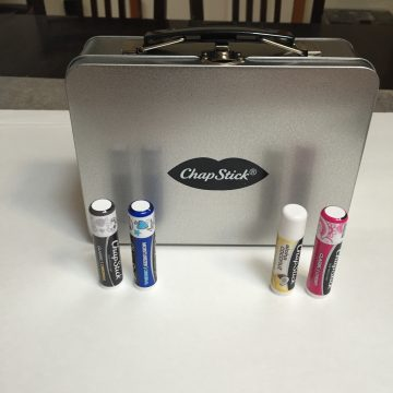 Chapstick: The Fall/Back to School Must-Have #Giveaway