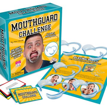 Mouthguard Challenge: The Must-Have Game for Game Night
