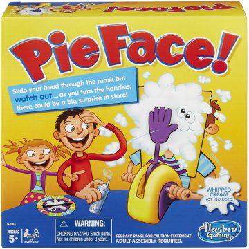 Get a FREE Pie Face Board Game from Walmart!