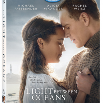 The Light Between Oceans Arrives on Blu-Ray DVD on 1/24