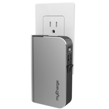 Everyone Needs a Charge!  Get it with MyCharge HubPlus #Giveaway