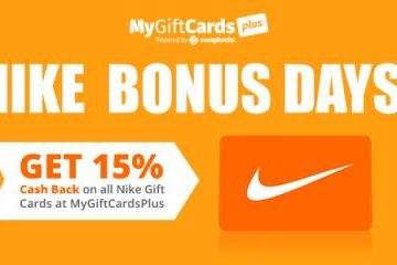 Nike Bonus Days are back!
