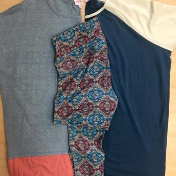 Trendy Tuesday: LuLaRoe Outfit of The Day 2/28
