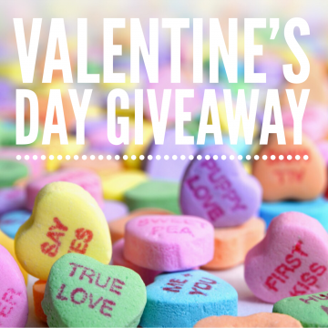 Happy Valentine's Day $100 Visa Gift Card #Giveaway! (Ends 2/21)