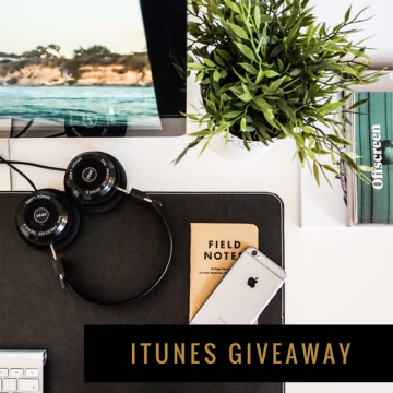$200 iTunes Gift Card Giveaway (Ends 3/1)