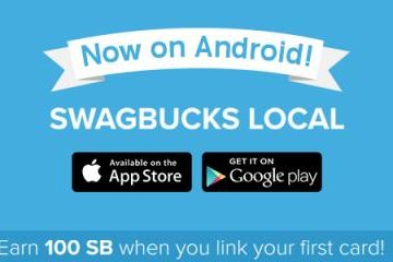 Earn Swagbucks in Your Local Neighborhood with Swagbucks Local