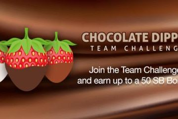 Swagbucks Chocolate Dipped Team Challenge