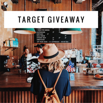 $200 Target Gift Card #Giveaway (Ends 3/8)