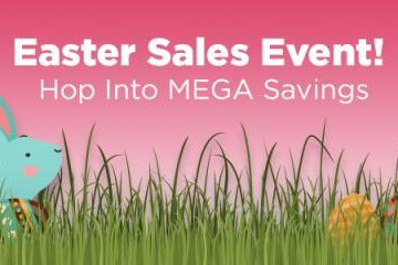 Easter Sales Event!