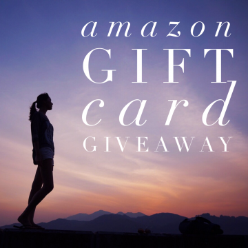 $200 Amazon Gift Card Giveaway (Ends 5/10)
