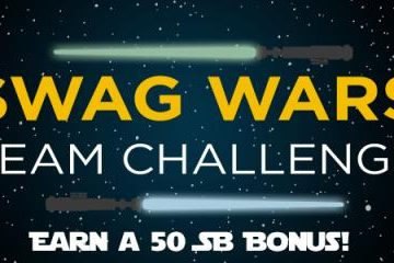 Swagbucks: Swag Wars Team Challenge