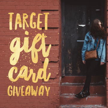 $200 Target Gift Card (Ends 6/2)