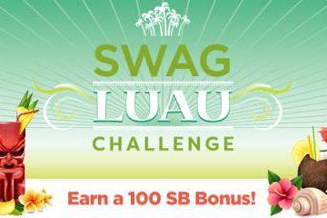 Swagbucks Swag Luau Team Challenge
