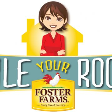Foster Farms Helps Me Rule the Roost During Busy Back to School Season!