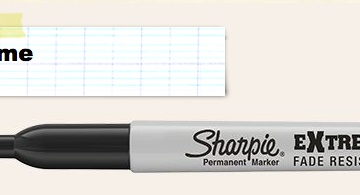 New Sharpie Brand Products for Back to School #Giveaway