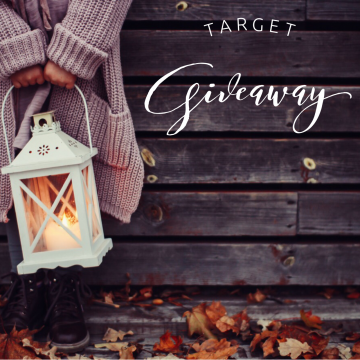 $150 Target Gift Card Giveaway (Ends 10/6)