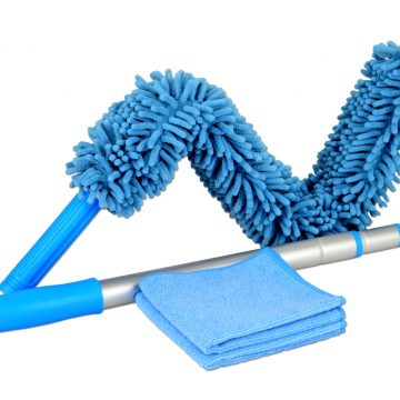 Microfiber Wholesale High Reach Microfiber Cleaning Kit #Giveaway (AD)