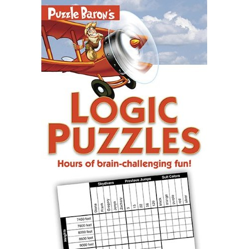 sweepstakes logic puzzle baron s logic puzzles review giveaway mommies 9654