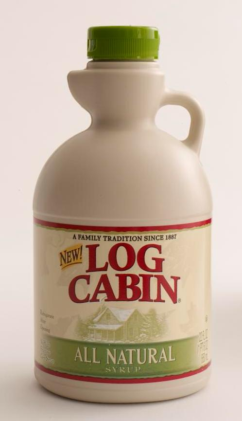 Bon Log Cabin All Natural Pancake Syrup Review U0026 Giveaway
