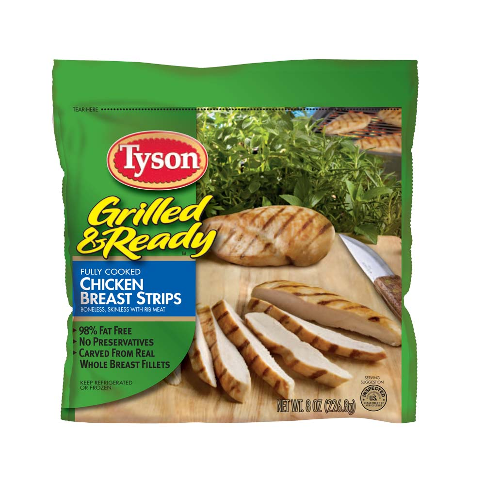 Tyson Chicken Grilled Amp Ready Chicken Review Amp Giveaway Mommies With Cents