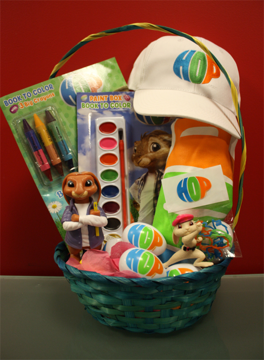 Hop movie prize pack giveaway hoptoit mommies with cents for Easter tattoos walmart