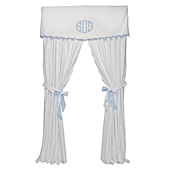 baby bedding zone curtains