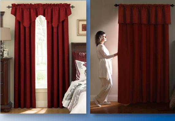 soundasleep room darkening curtains review