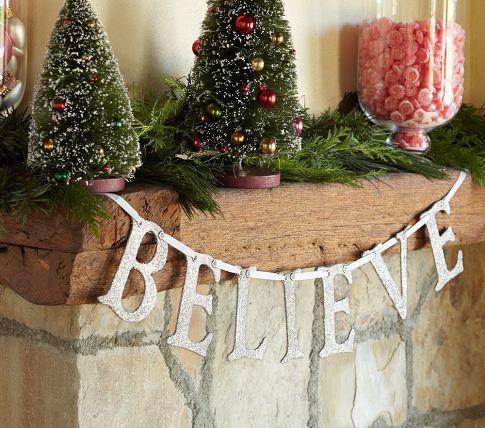 Plush Snowman Advent Calendar Amp Believe Glitter Garland