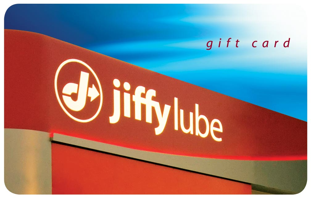Jiffy Lube Gift Card Giveaway - Mommies with Cents