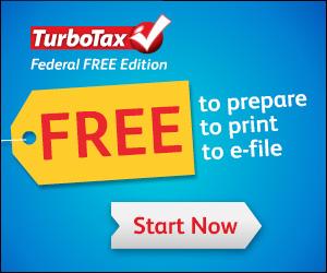 FREE TurboTax Federal Edition.