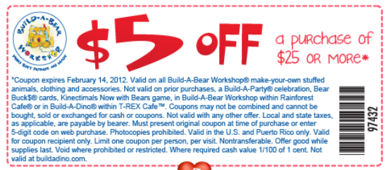 build a bear printable coupons 525 1040