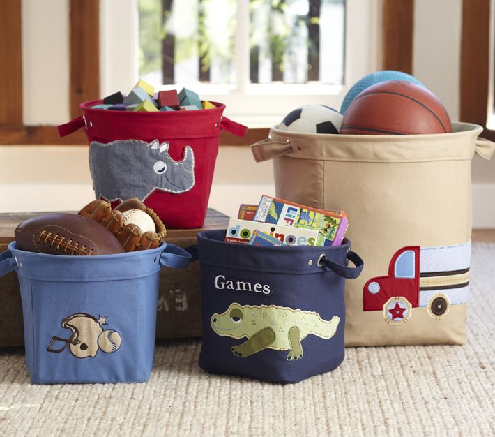 Pottery Barn Kids Pj Amp Canvas Toy Bin Review Mommies