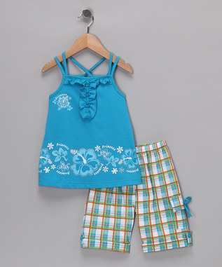 Zulily: Girls Shorts Sets & Dresses Under $10! - Mommies