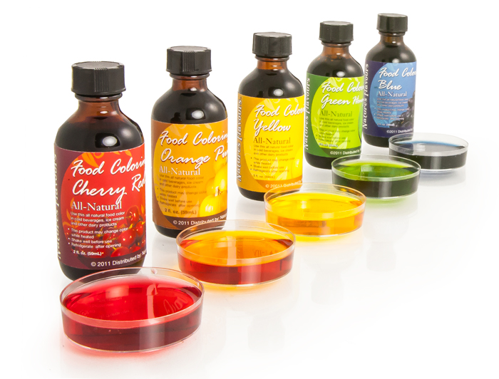 Nature\'s Flavors Natural Food Dye Review & #Giveaway — 10 Winners ...