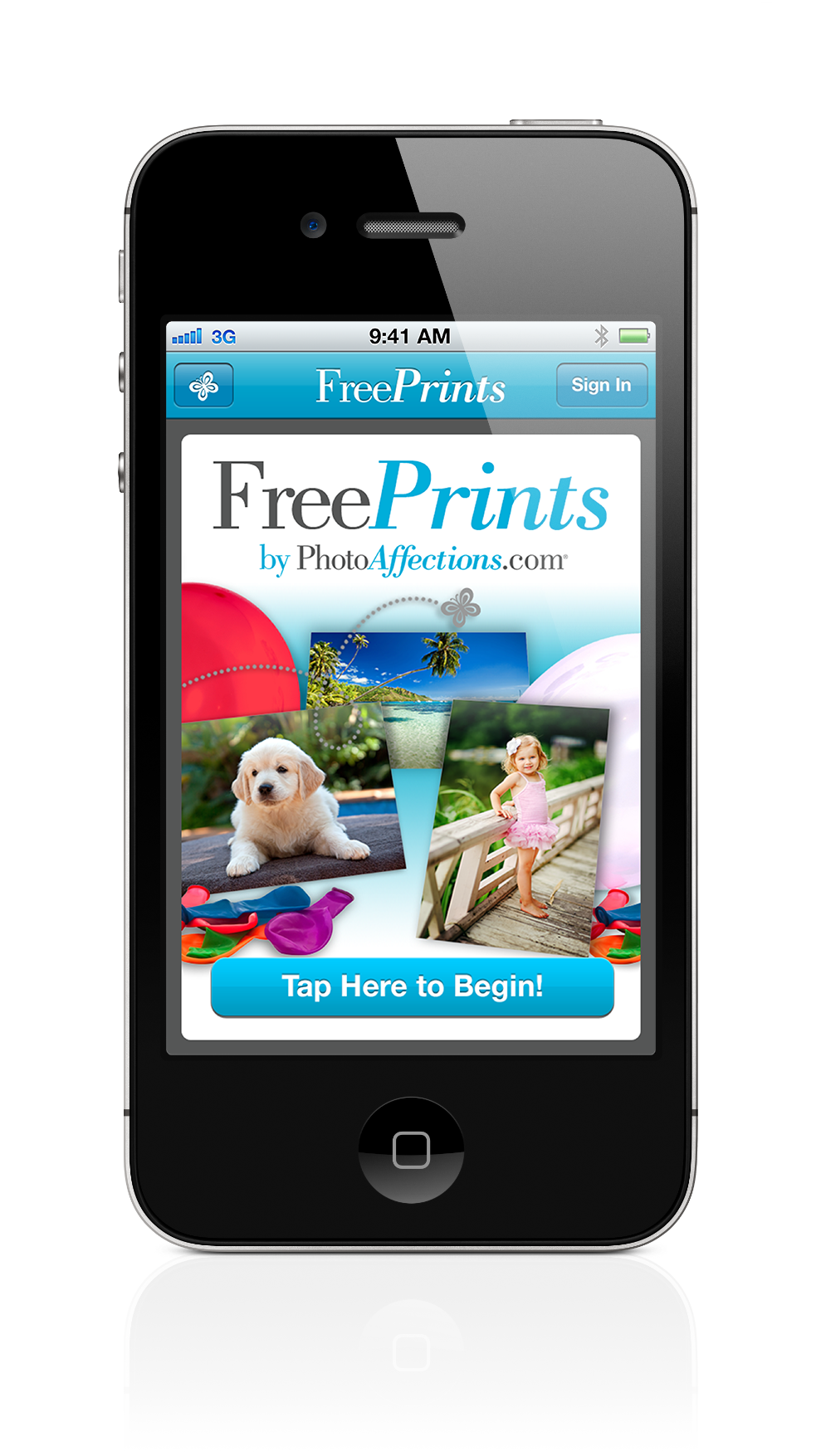 freeprints app up to 85 free 4x6 prints per month mommies with cents